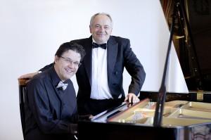 Benny Düring und Eckhard Radau